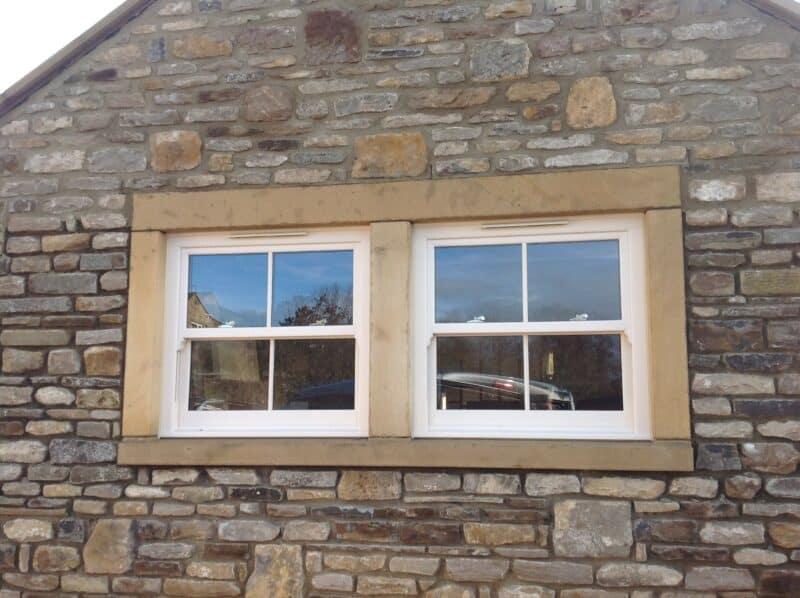 Dales Glazing solutions genesis vertical sliding sash window