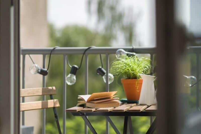 juliet balcony styling