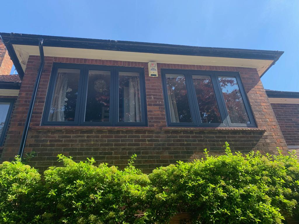 Genesis Flush Casement installed by Kensington Windows Derby