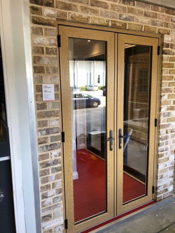 NEW Genesis Flush French door 1