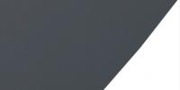 Slate Grey / White PVC