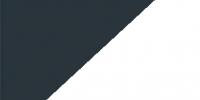 Anthracite Grey / White PVC