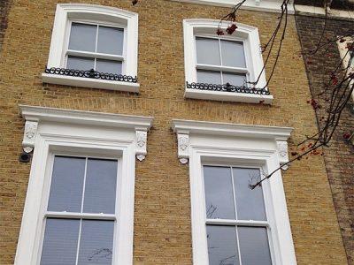victorian style windows