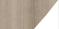 Cedar Grey / White PVC