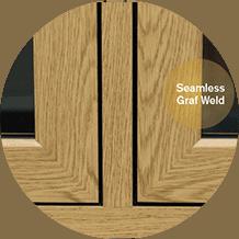 Flush Seamless Graf Weld