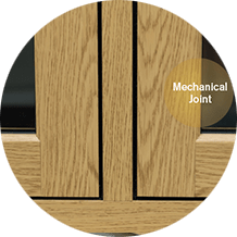 Mechanically Jointed Flush Casements