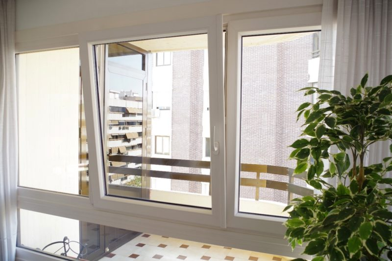 modern tilt and turn windows