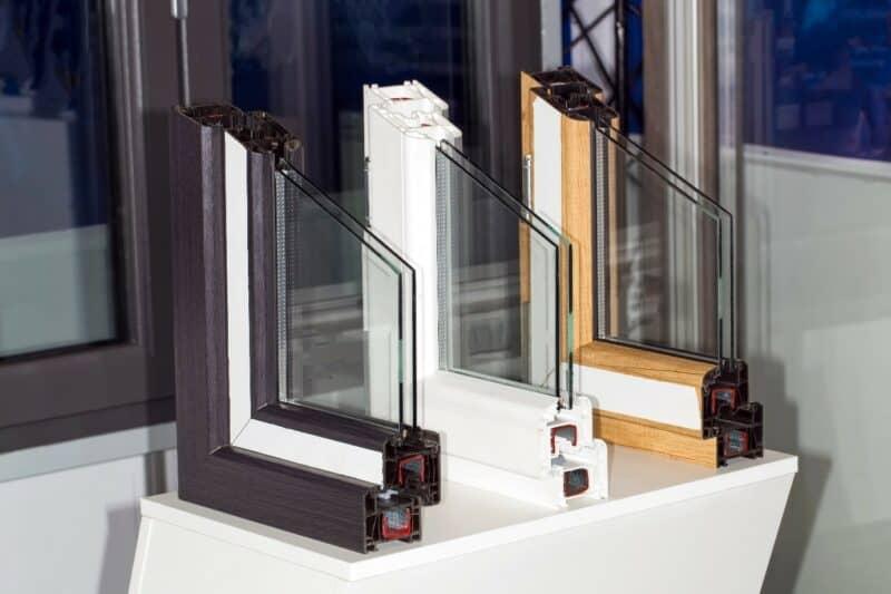 modern window materials
