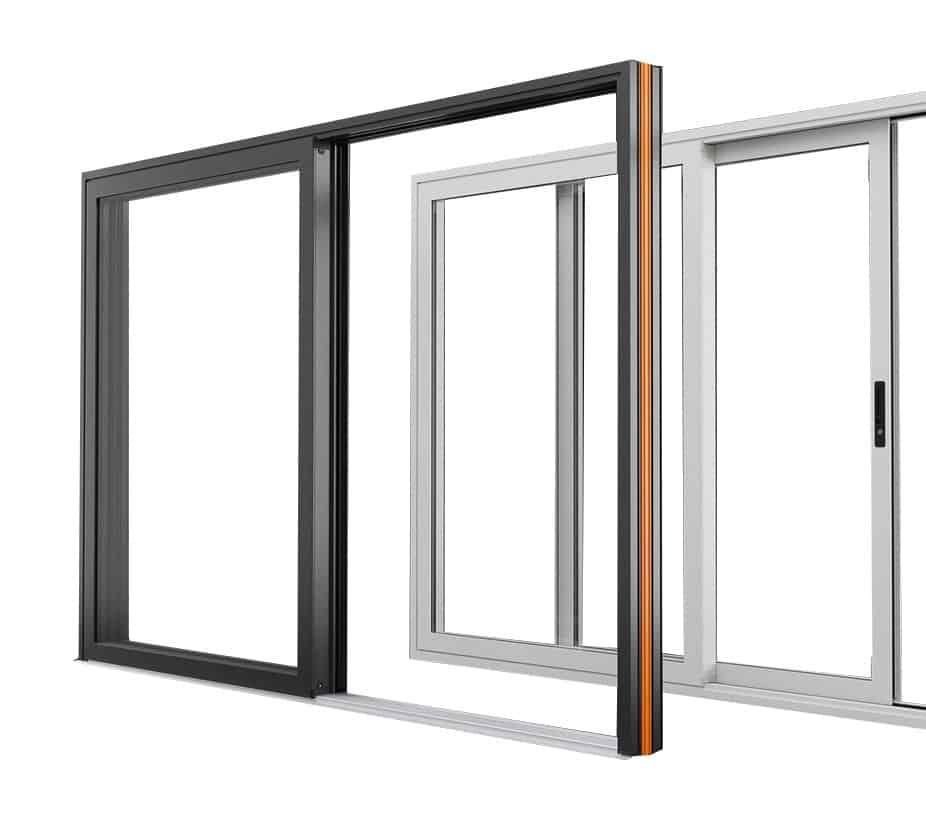 WarmCore Patio frames