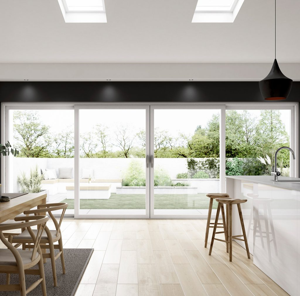 WarmCore Patio Doors